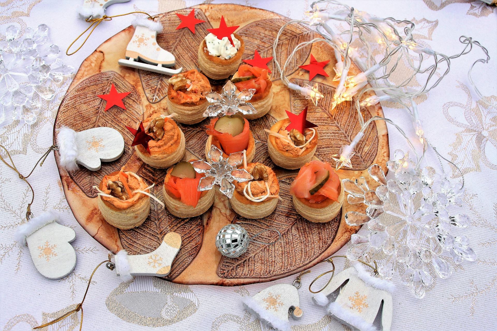 Repas De Noel Simple Festif Et Rapide Simplement Organisee