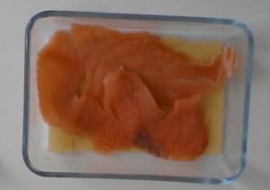 Lasagnes - saumon