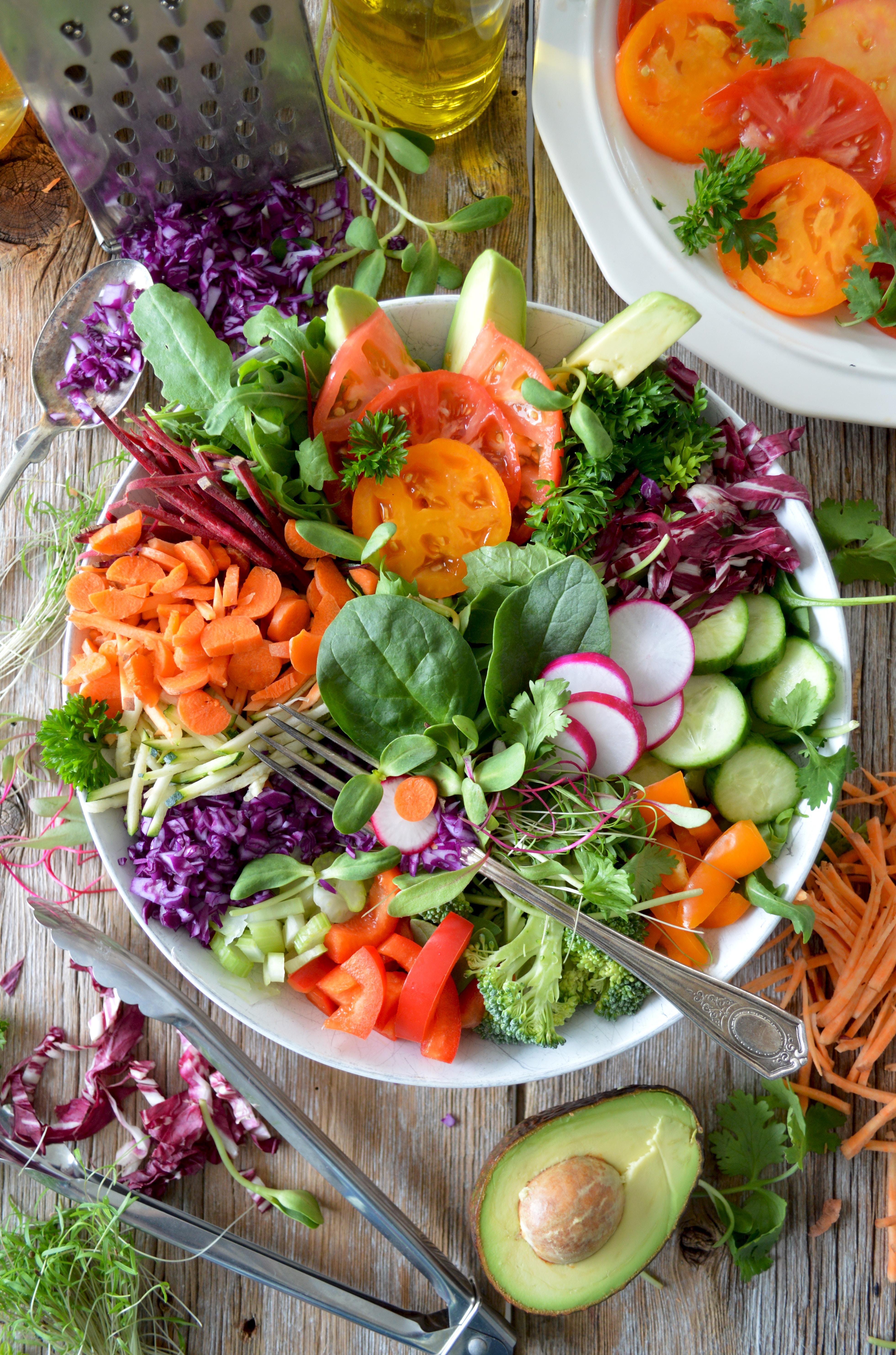 Légumes d'Avril : 30 idées repas Simplement Organisée